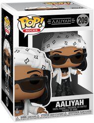 Aaliyah Rocks Vinyl Figur 209