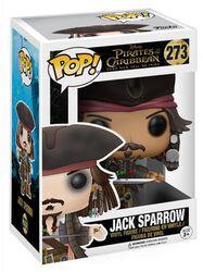 Figura Vinilo - La Vengaza de Salazar - Jack Sparrow 273
