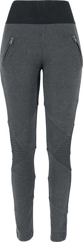 Interlock Leggings de cintura alta
