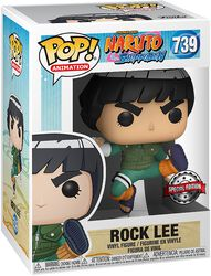Figura vinilo Rock Lee 739