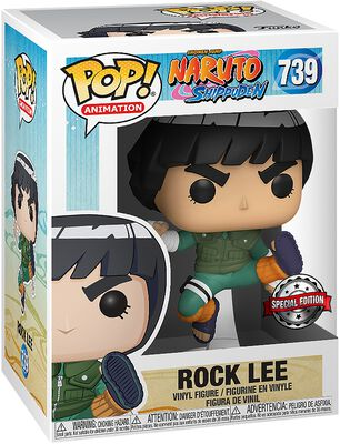 Rock Lee Vinyl Figur 739   Naruto ¡Funko Pop!   EMP