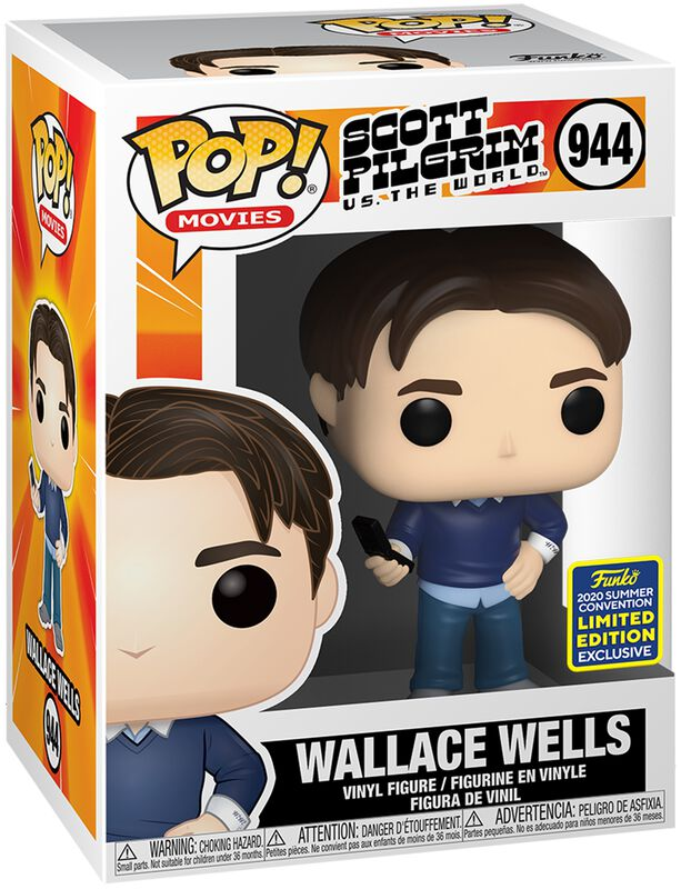SDCC 2020 - Figura vinilo Wallace Wells (Funko Shop Europe) 944