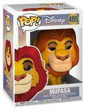 Figura Vinilo Mufasa 495