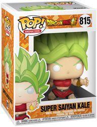 Figura vinilo Super - Super Saiyan Kale 815