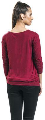 Camiseta con Pliegues