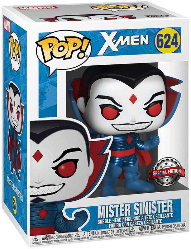 Mister Sinister Vinyl Figure 624