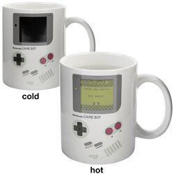Game Boy - Taza Efecto Térmico