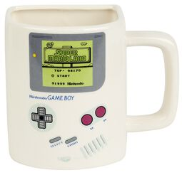 Game Boy - Taza porta galletas