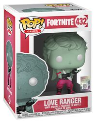 Figura Vinilo Love Ranger 432