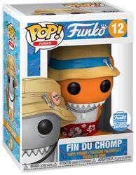 Figura Vinilo Fantastik Plastik - Fin Du Chomp) (Funko Shop Europe) 12