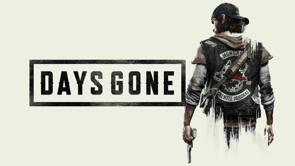 Days gone front
