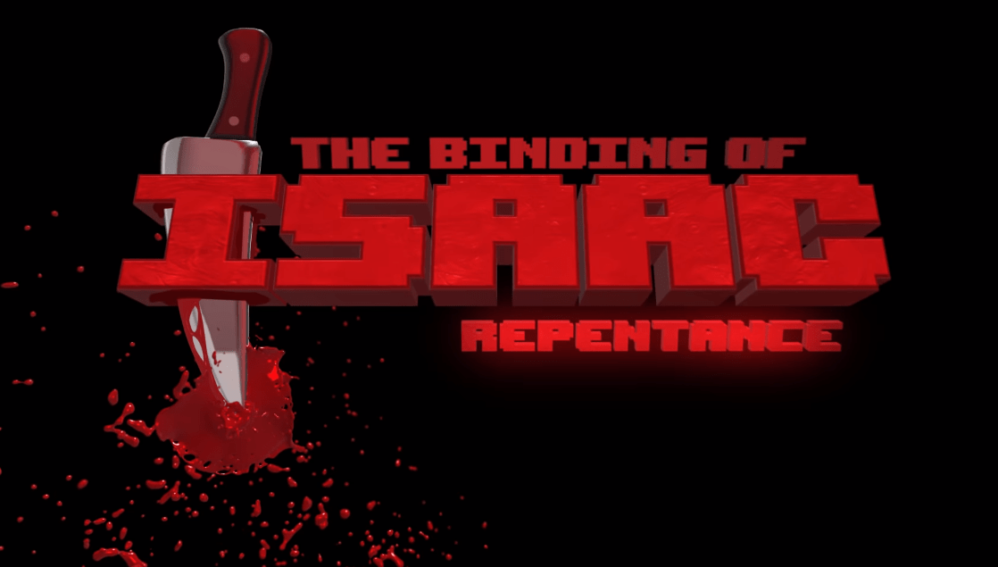 The Binding of Isaac Repentance'