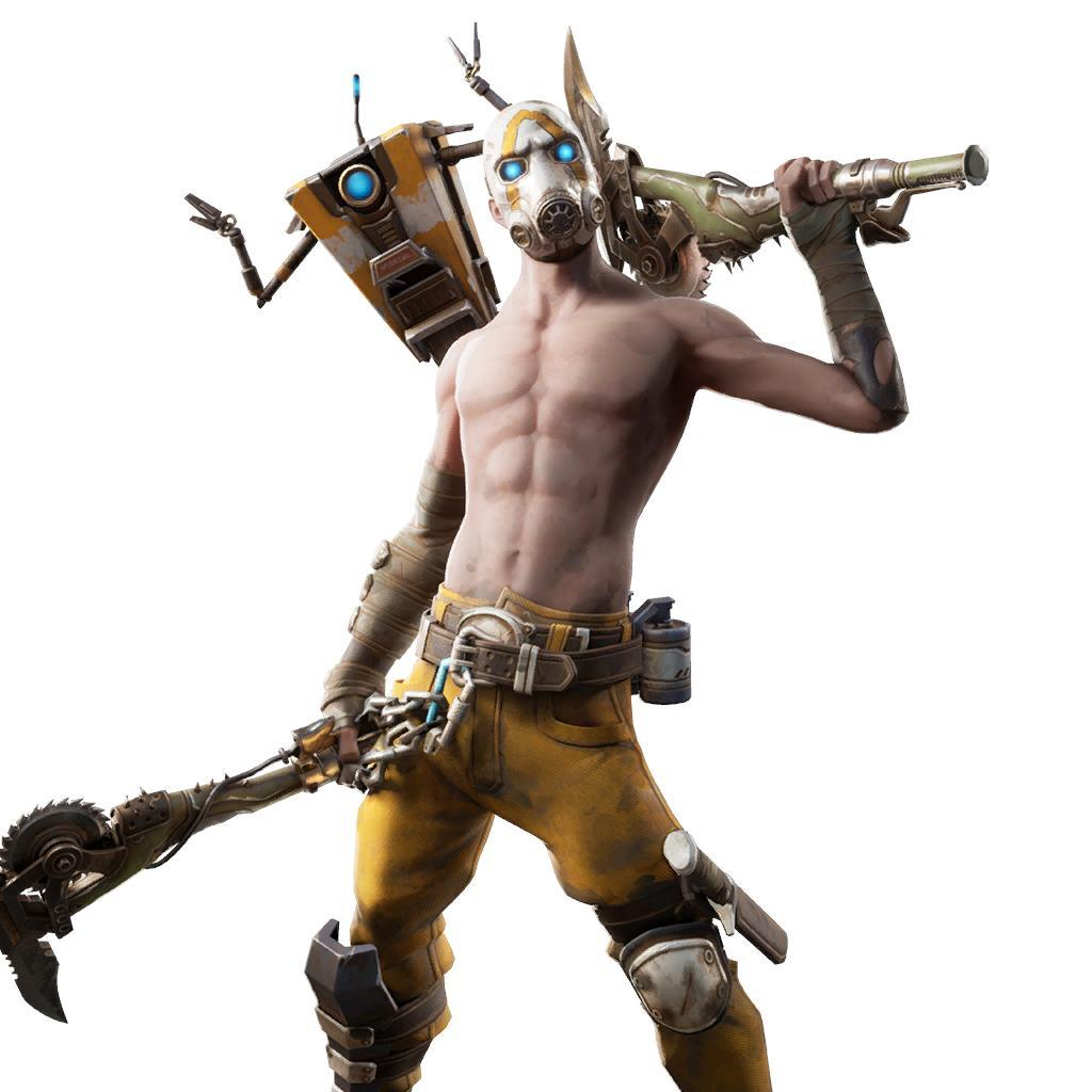 borderlands fortnite